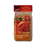 Sausage Lentil Soup Mix Bag