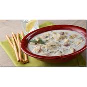 Potato Leek Soup Bowl