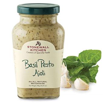 Basil Pesto Aioli