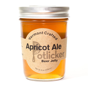 Apricot Ale Beer Jelly